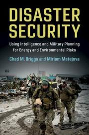 Disaster Security by Chad M. Briggs