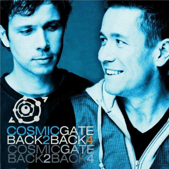 Back 2 Back 4 by Cosmic Gate image