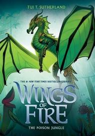 Wings of Fire #13: Poison Jungle by Tui,T Sutherland image