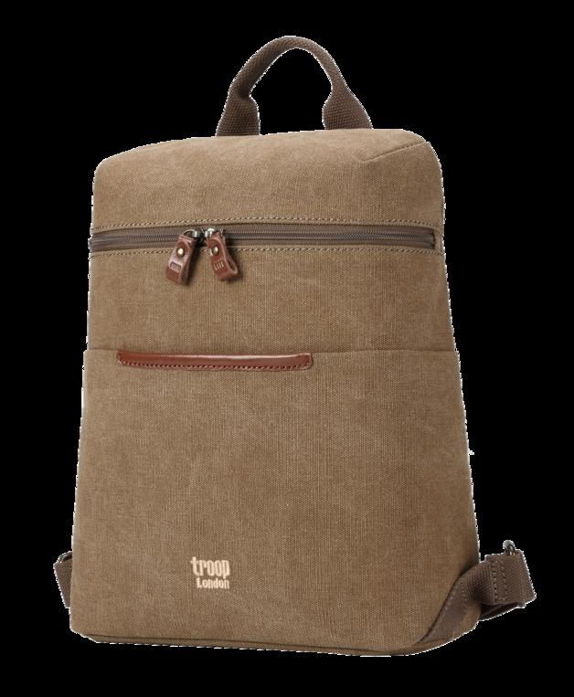 Troop London: Metro Backpack - Brown