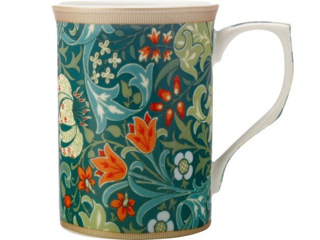 Casa Domani: William Morris Mug - Liberty (300ml)