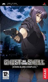 Ghost in the Shell: Stand Alone Complex for PSP image