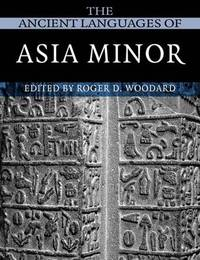 The Ancient Languages of Asia Minor image