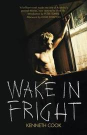 Wake In Fright Film Tie In by Kenneth Cook image