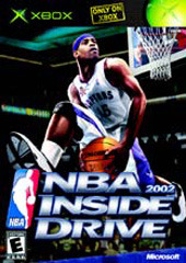 NBA Inside Drive 2002 for Xbox