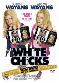 White Chicks on DVD image