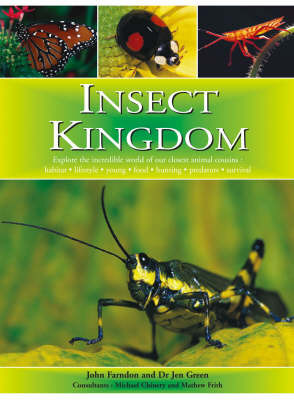 Insect Kingdom by John Farndon