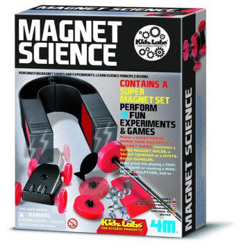 4M: Kidz Labs - Magnet Science