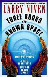 Three Books of Known Space by Larry Niven image