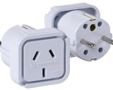 Caribee NZ/AUS to Europe Travel Adaptor