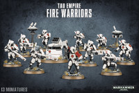 Warhammer 40,000 Tau Empire Fire Warriors / Breacher Team
