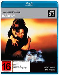 Barfly on Blu-ray