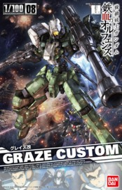 1/100: Graze Custom - Model Kit