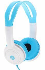 Moki Volume Limited Headphones for Kids - Blue