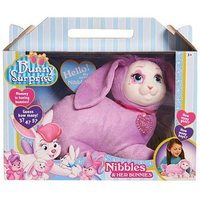 Bunny Surprise: Nibbles Plush