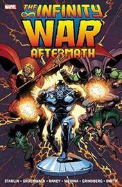 Infinity War Aftermath by Jim Starlin