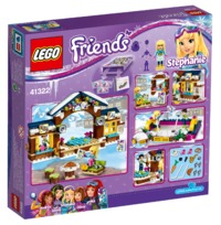 LEGO Friends: Snow Resort Ice Rink (41322) image