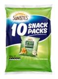 Sunbites Grain Waves - Sour Cream & Chives (10 pack)