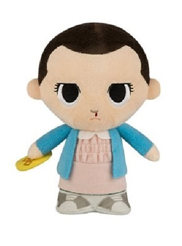 Stranger Things - Eleven SuperCute Plush