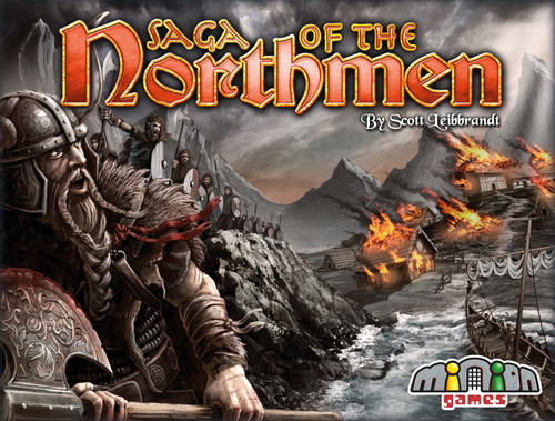 Saga of the Northmen - Card Game