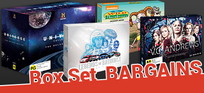 TV and Documentary Box Set Specials!