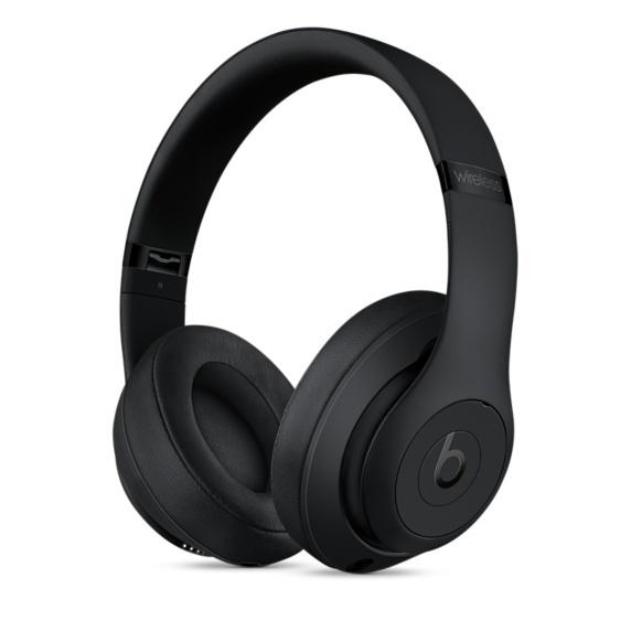 Beats by Dre Studio3 - Wireless Over-Ear Headphones (Matte Black)