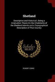 Shetland by Robert Cowie image