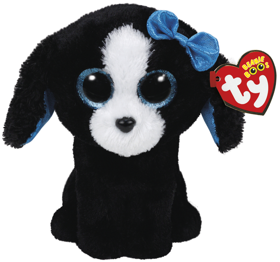 Ty Beanie Boo: Tracey Dog - Large Plush image