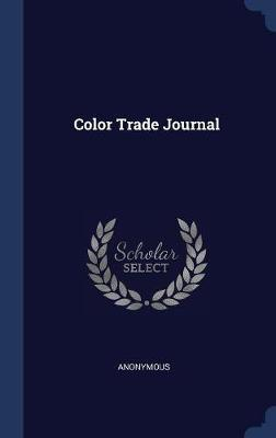 Color Trade Journal by * Anonymous