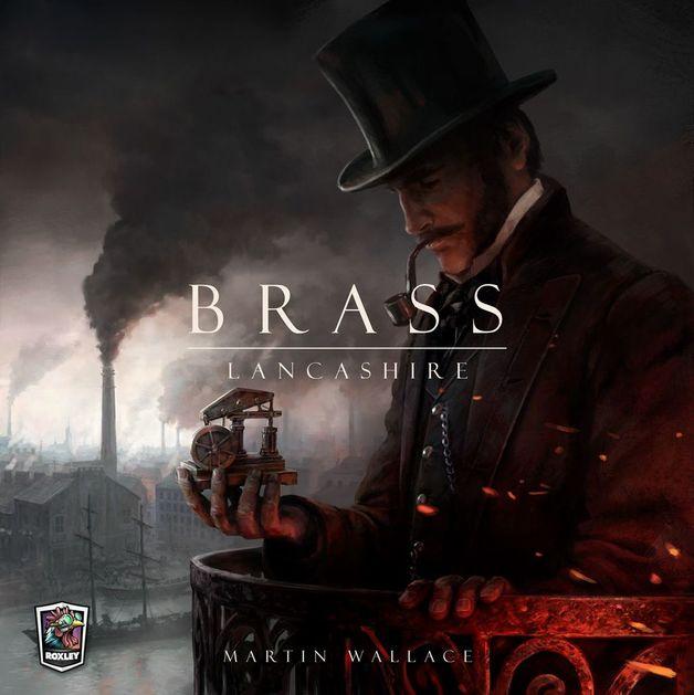 Brass: Lancashire - Board Game
