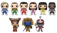 Power Rangers: Classic Series - Pop! Vinyl Bundle