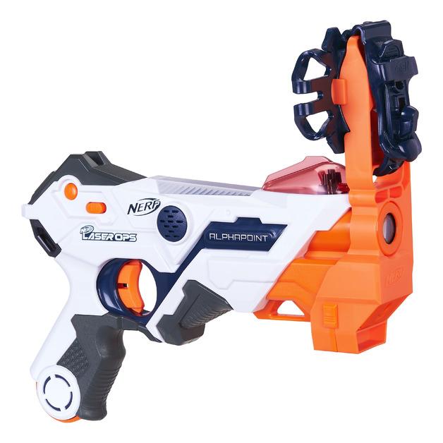 Nerf: Laser Ops - Alphapoint Blaster
