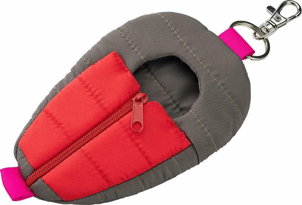 Nendoroid Pouch - Sleeping Bag (Grey/Red) image