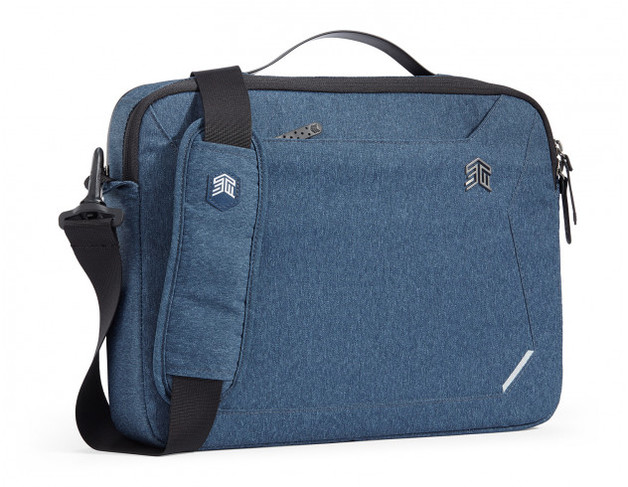 STM: Myth Laptop Brief (15'') - Slate Blue