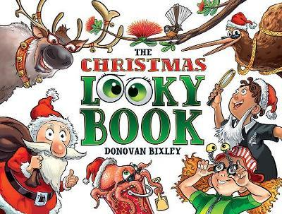 The Christmas Looky Book by Donovan Bixley image