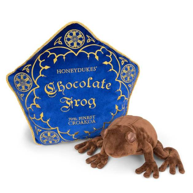 Harry Potter: Chocolate Frog - Plush Replica