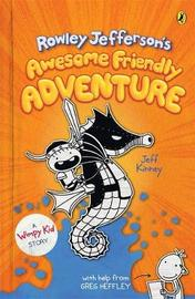 Rowley Jefferson's Awesome Friendly Adventure by Jeff Kinney image