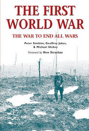 The First World War by Geoffrey Jukes image