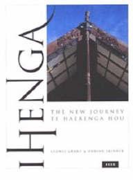 Ihenga: The New Journey - Te Haerenga Hou by Damian Skinner image