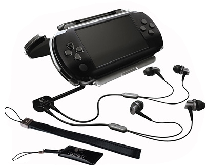 Logitech PlayGear Collection Special Edition for PSP image