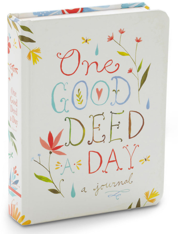 One Good Deed a Day: A Journal by Chronicle Books