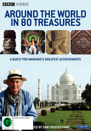 Around The World In 80 Treasures (4 Disc) on DVD image
