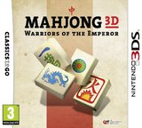 Mahjong: Warriors of the Emperor for Nintendo 3DS