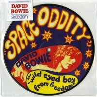 Space Oddity (LP) by David Bowie image