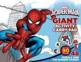 Spiderman Giant Activity Pad (Book Bonanza 2014)