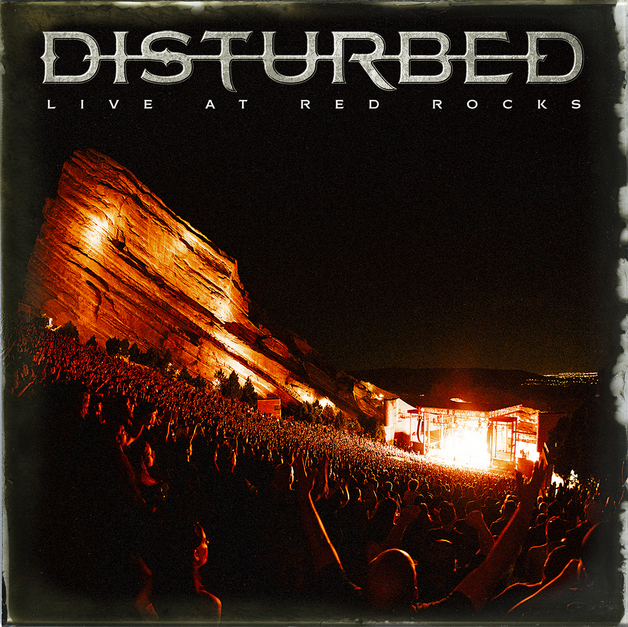 Live At Red Rocks by Disturbed