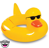 BigMouth Inc - Rubber Ducky - Giant Pool Float
