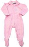 Bonds Newbies Zip Poodelette - Peony Pink (0-3 Months)