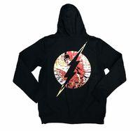 DC Comics: Flash Logo Zip Up Hoodie (Small) image