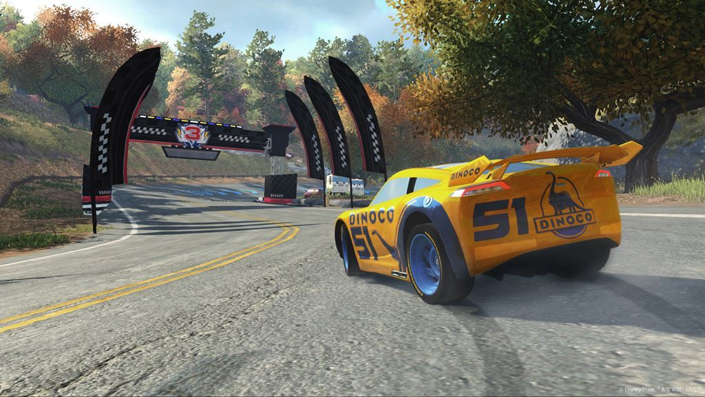 Cars 3: Driven to Win for Xbox One image